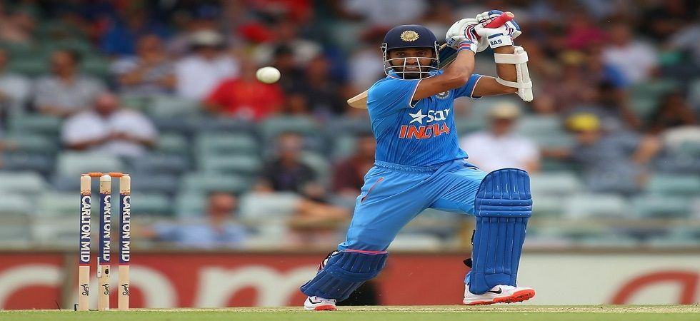 Ajinkya Rahane last played ODI cricket in January 2018 against South Africa (Image Credit: Twitter)