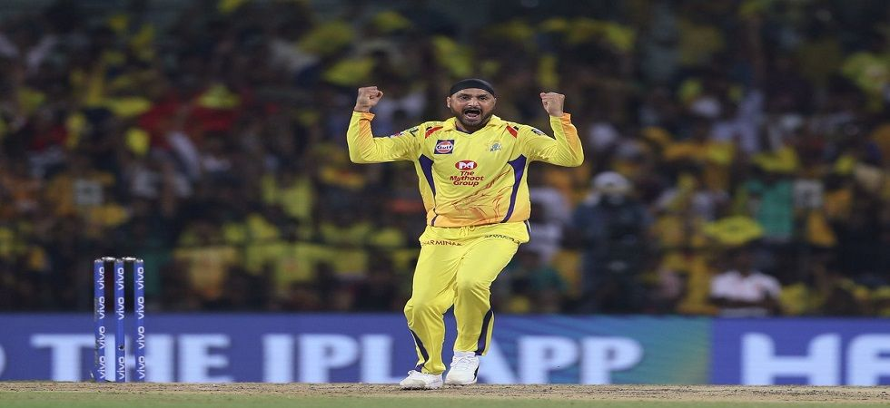 Harbhajan Singh was one of the most successful bowlers for CSK this season (Image Credit: Twitter)