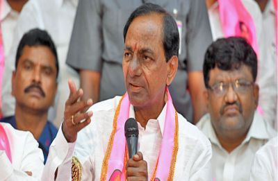 Federal front ready for post-poll alliance with Congress, but won't cede driver's seat: KCR