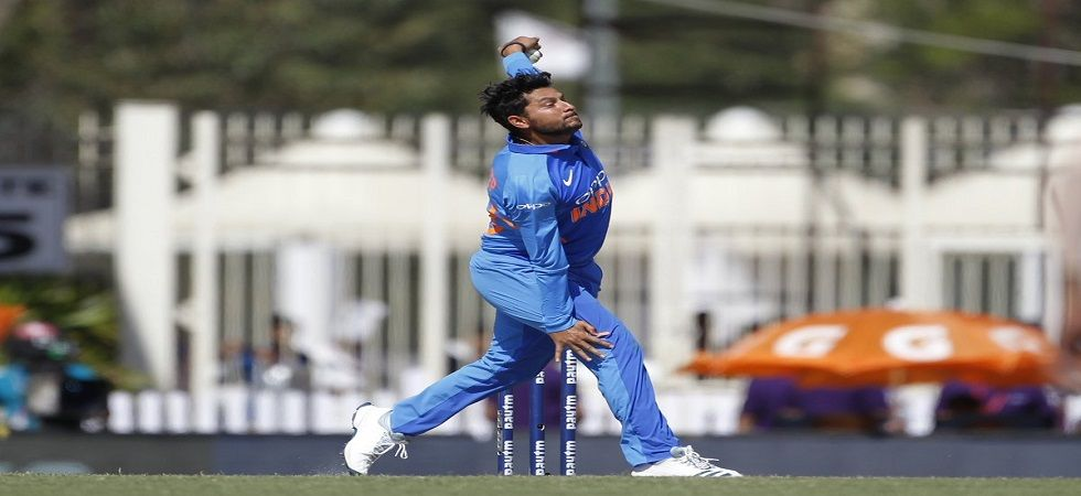 Kuldeep Yadav will play his first ICC 50-over World Cup (Image Credit: Twitter)