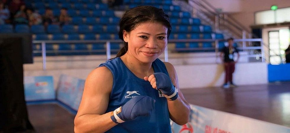 Mary Kom set to make competitive debut in 51kg at India Open (Image Credit: Twitter)