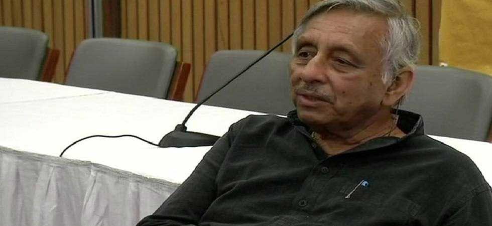 Congress leader Mani Shankar Aiyar (Photo: Twitter/ANI)