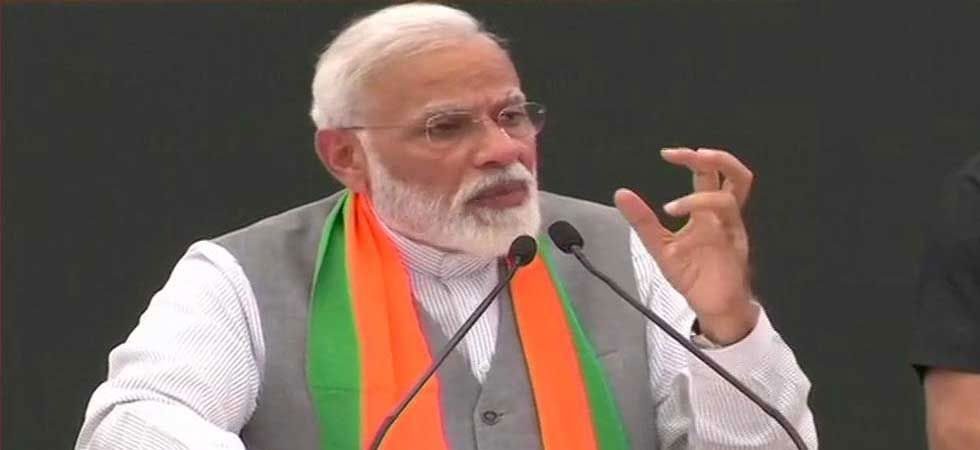 The PM also insisted that he has always lived and worked for the country.