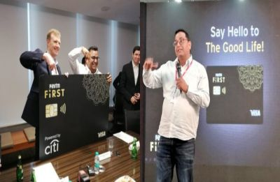 Paytm in partnership with Citibank launches its first credit card known as 'First Card'