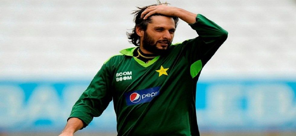 Shahid Afridi lambasted over sexist remarks in autobiography (Image Credit: Twitter)