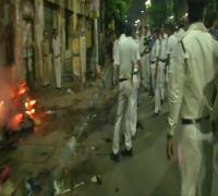Lok Sabha Polls | Left student activists attack Amit Shah's convoy in Kolkata