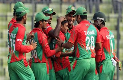 Bangladesh reaches ODI final after cruising past West Indies again