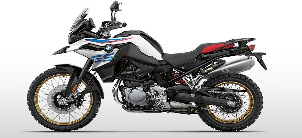 BMW Motorrad launches F850 GS Adventure in India at Rs 15.40 lakh (Image credit: BMW website)