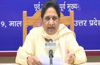 BJP losing Lok Sabha Elections, even RSS has abandoned it, claims Mayawati