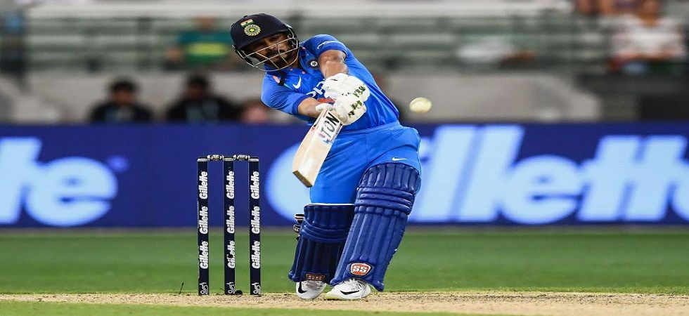 Kedar Jadhav is expected to recover before the start of World Cup (Image Credit: Twitter)