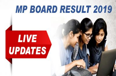 CHECK MP Board 10th 12th Result 2019 announced by MPBSE, details here