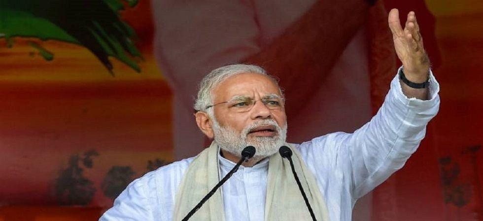 Power-drunk Mamata Banerjee throttling democracy: PM Modi at Bengal's Basirhat rally