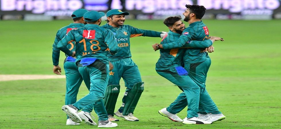 Shadab Khan played a vital role in Champions Trophy triumph (Image Credit: Twitter)