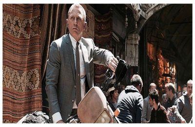 Daniel Craig injured while doing own 007 stunt, 'Bond 25' shoot suspended