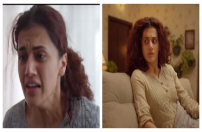 WATCH |Game Over Teaser: A shadowy guest stalks Taapsee Pannu in this 'hair-raising' thriller