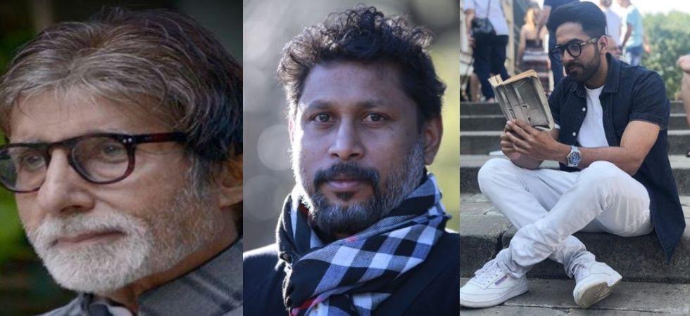 Amitabh, Ayushmann to share screen in Shoojit Sircar's next