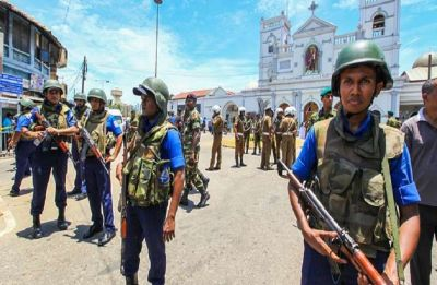 Wife of Sri Lanka church bomber delivers their first baby post-Easter Sunday attacks