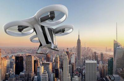 Flying cars in Paris? Airbus and French company to work on futuristic public transport