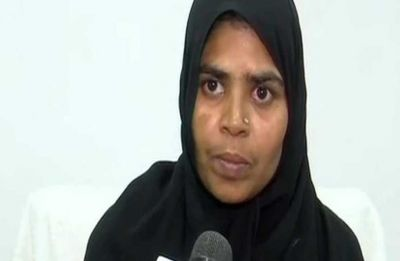 Hyderabad woman, trafficked to Oman on pretext of job, returns home, thanks Sushma Swaraj
