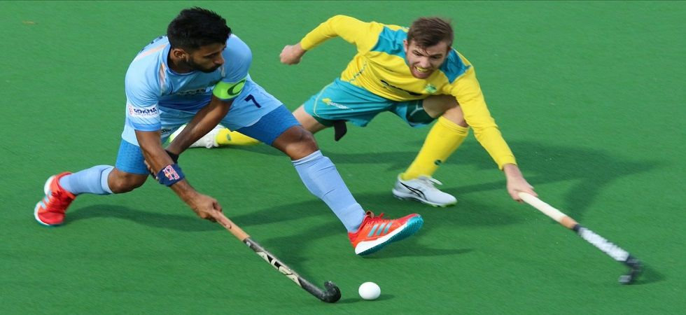 Australia upstaged India 4-0  hockey match of Down Under tour (Image Credit: Twitter)