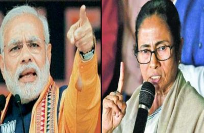 PM Modi, Mamata launch no-holds-barred offensive as curtailed campaigning ends in West Bengal