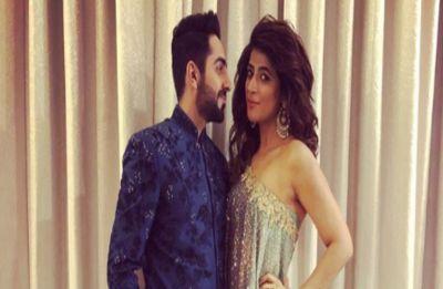 Tahira Kashyap: I had a problem with Ayushmann Khurrana kissing onscreen