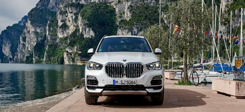 BMW X5 is one of the most selling models for the car makers in the domestic market. (Image Credit: Twitter)