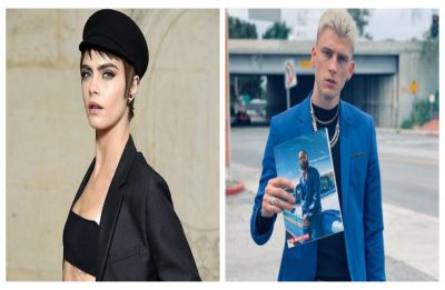 Cara Delevingne, Machine Gun Kelly to feature in 'Punk'