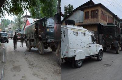Jawan martyred, 3 terrorists killed in encounter at Pulwama's Dalipora