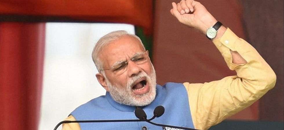 You have freedom of dreaming to become PM, but not of abusing institutions: PM Modi slams Mamata