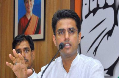 Vandalisation of Vidyasagar's bust politically motivated: Rajasthan Deputy CM Sachin Pilot