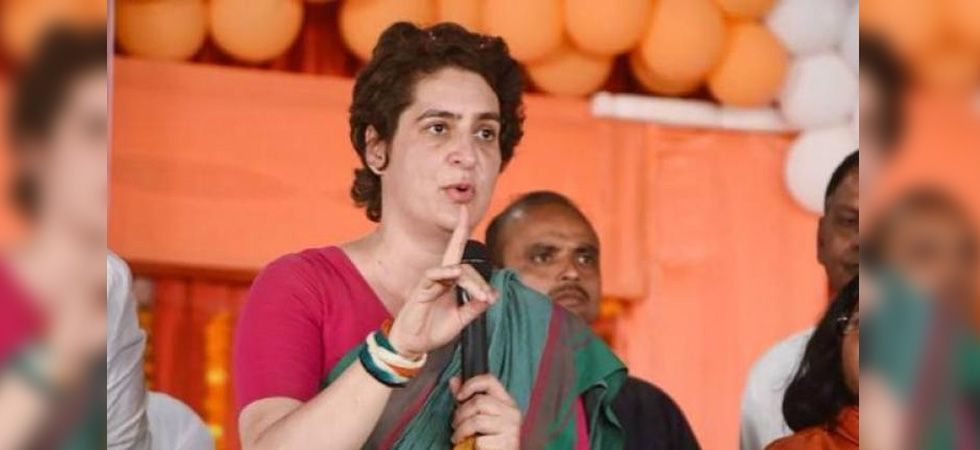 Priyanka Gandhi dares 'nationalistic luminaries of BJP' to clear stand on Sadhvi Pragya's 'Godse a patriot' remark