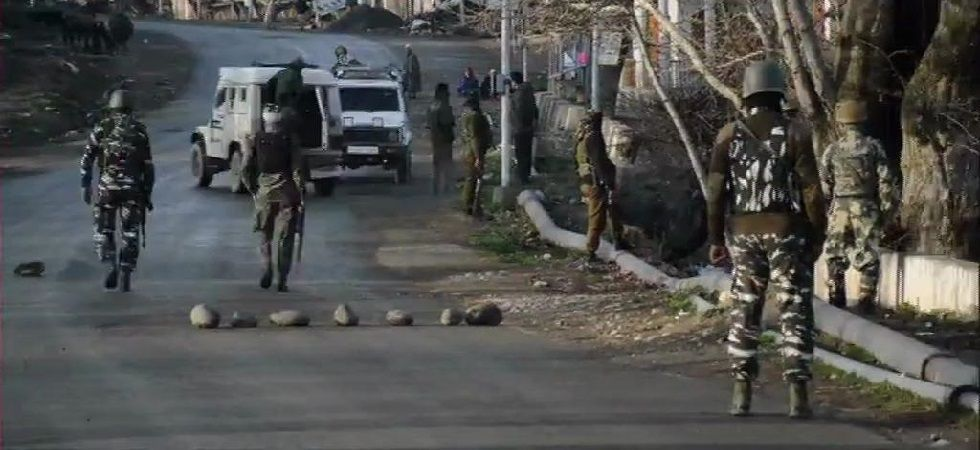 This is the third gunfight in the Kashmir Valley today (File Photo)