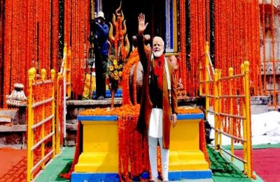 EC gives nod to PM Modi's May 18-19 visit to Kedarnath, Badrinath, but 'reminds' of poll conduct