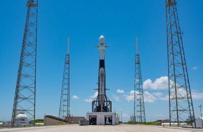 SpaceX delays Starlink satellite launch again, says checking on