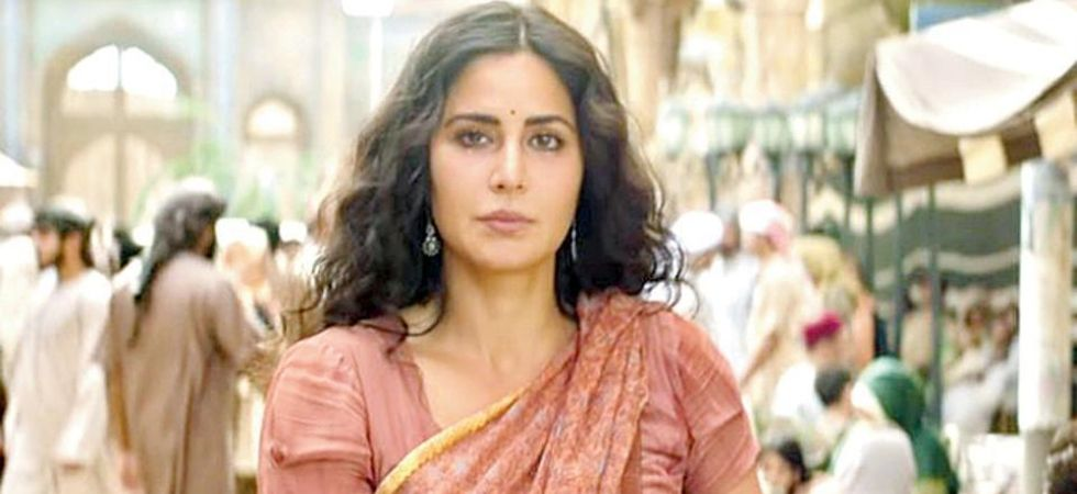 Katrina Kaif in Bharat (Photo Credit: Twitter)