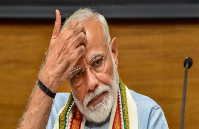 'Disciplined soldier maintained silence': Oppn mocks PM for not taking questions at maiden presser