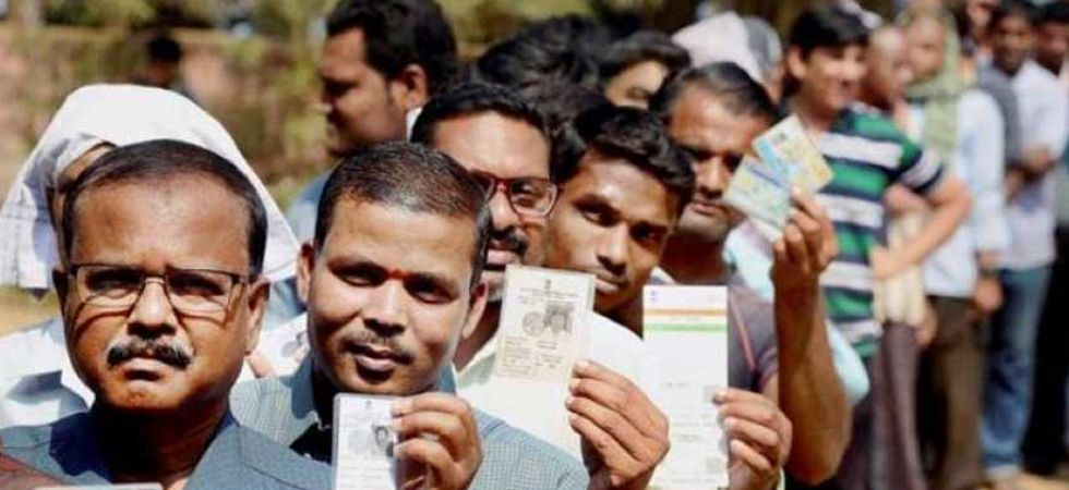 Voters standing in queue to exercise their franchise (File Photo)