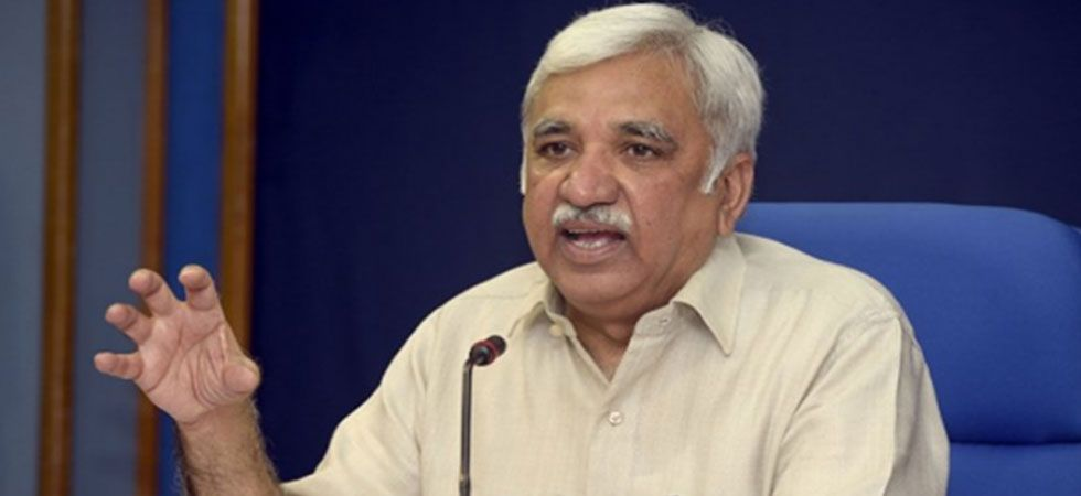 Chief Election Commissioner (CEC) Sunil Arora (Photo: Twitter)