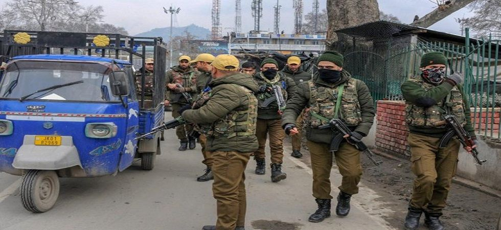 Suspected terrorist 'neutralised' in Sopore encounter, arms and ammunition recovered