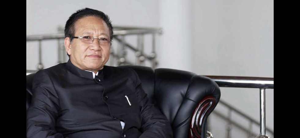 Former Nagaland chief minister and NPF leader TR Zeliang