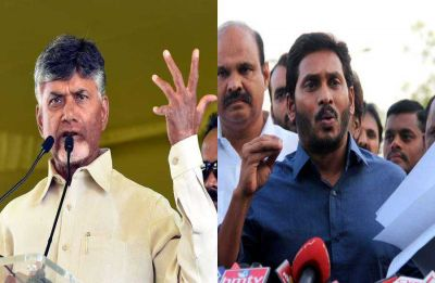 Andhra Pradesh Exit Poll Highlights: Jaganmohan Reddy-led YSRCP likely to emerge victorious with 42% votes