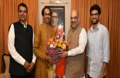 Maharashtra Exit Poll: BJP-Shiv Sena alliance likely to dominate state with 34 seats