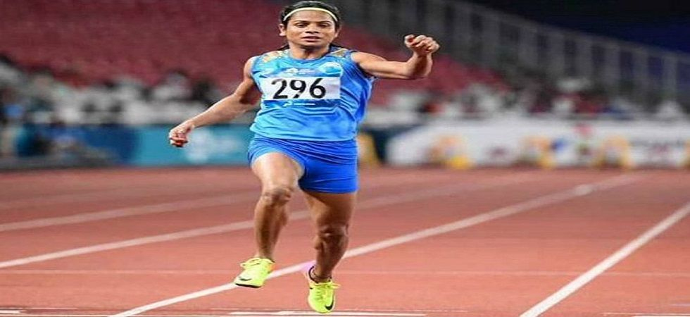 Dutee Chand is facing an uphill battle for acceptance in the family after revealing her same-sex relationship. (Image credit: Twitter)