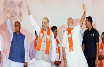 Gujarat Exit Poll: BJP to win 23 seats in its bastion, Congress may win three seats