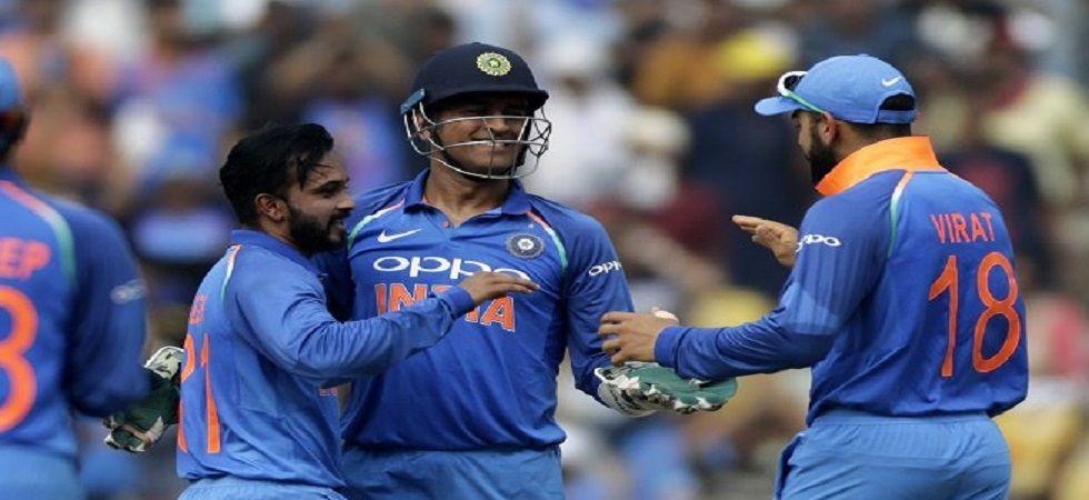 Kedar Jadhav has been declared fit for the ICC Cricket World Cup 2019. (Image credit: Twitter)