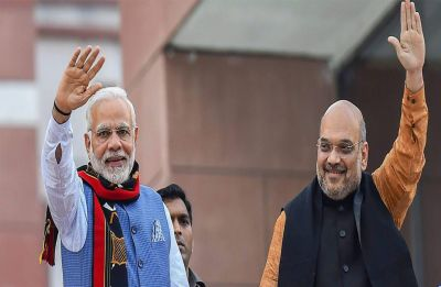 'Modi magic' to sweep 2019 Lok Sabha elections, NDA likely to win over 300 seats: Poll of Exit Polls