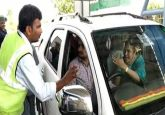 For Rs 56, wife of Andhra Pradesh minister picks up fight with officials on Hyderabad-Guntur highway