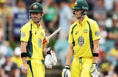 Steve Smith, David Warner ready to 'face fire' from England crowds during World Cup