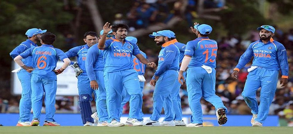 Jasprit Bumrah will play his first 50-over World Cup (Image Credit: Twitter)